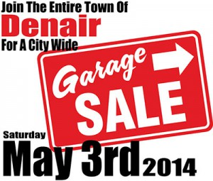 Denair Garage Sale