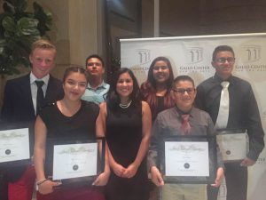 Denair spanish Language Recipients 2016
